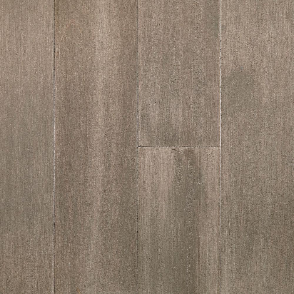 OptiWood Winterstone 0.28-inch x 5-inch x Varying Length Waterproof Hardwood Flooring (16.68 sq. ft / case)