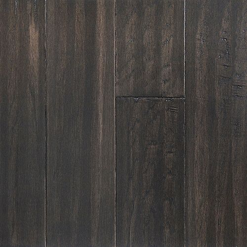 Shadow Gray 0.28-inch x 5-inch x Varying Length Waterproof Hardwood Flooring (16.68 sq. ft. / case)