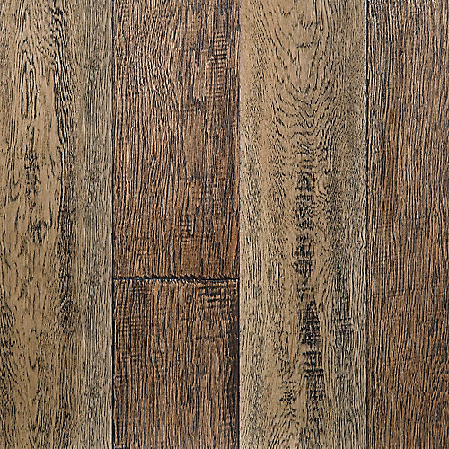 Reclaimed Charm 0.28-inch x 5-inch x Varying Length Waterproof Hardwood Flooring (16.68 sq. ft / case)