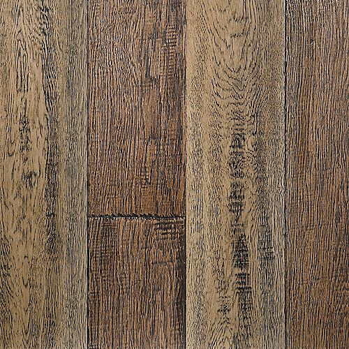 Reclaimed Charm 0.28-inch x 5-inch x Varying Length Waterproof Hardwood Flooring (16.68 sq. ft / case)