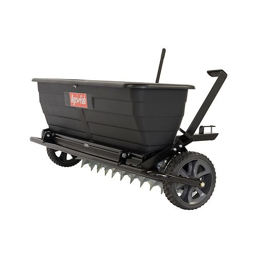 Agri-Fab 175 lb. 42-inch Spiker Seeder Drop Spreader
