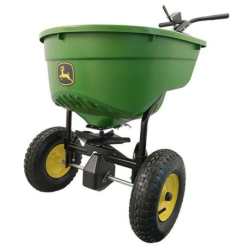 Épandeur rotatif à pousser, 12 pi, capacité de 130 lb