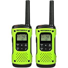 T600 Two-Way Radio, 2 Pack - 56KM Waterproof Model
