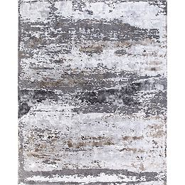 Lakeside Grey 7 ft. 10-inch x 9 ft. 10-inch Indoor Area Rug