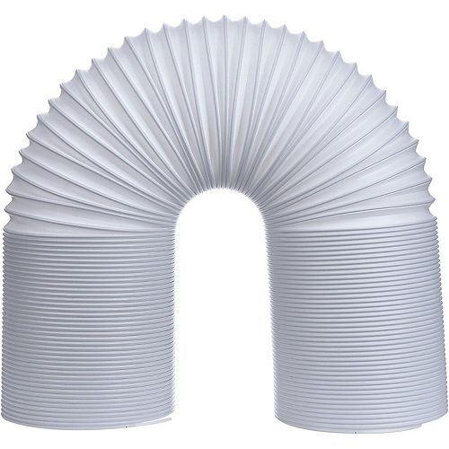 """Expandable Replacement Hose for Portable Air Conditioners - 6"""" diameter"""