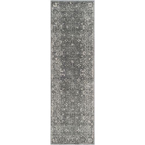 Safavieh Evoke Emma Grey / Ivory 2 ft. 2-inch X 19 ft. Runner