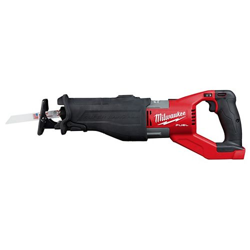 M18 FUEL 18V Lithium-Ion Brushless Cordless SUPER SAWZALL Orbital Reciprocating Saw (Tool Only)