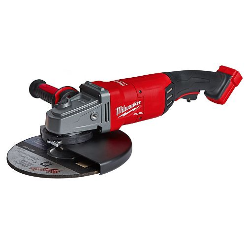 M18 FUEL 18V Lithium-Ion Brushless Cordless 7/9-inch Angle Grinder (Tool Only)