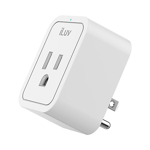 Smart WiFi Mini Plug Compatible with Alexa and Google Assistant