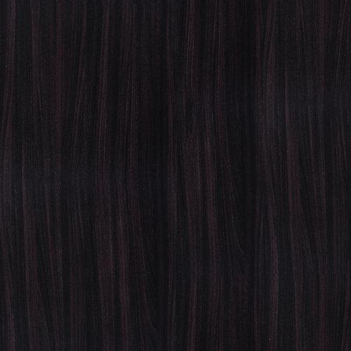 96-inch x 48-inch. Laminate Sheet in Blackened Legno AbsoluteMatte