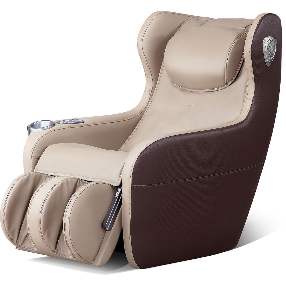 iComfort IC2000 Beige Massage Chair - With Reversable foot rest