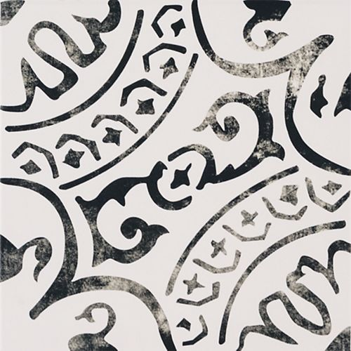 Paloma Encaustic 8-inch x 8-inch Glazed Porcelain Floor and Wall Tile (5.16 sq. ft. / case)
