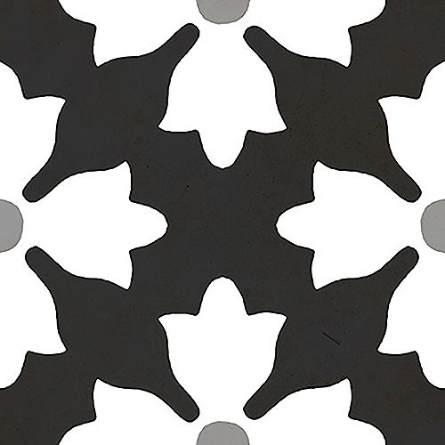 MSI Stone ULC Kasbah 8-inch x 8-inch Glazed Porcelain Floor and Wall Tile (5.16 sq. ft. / case)