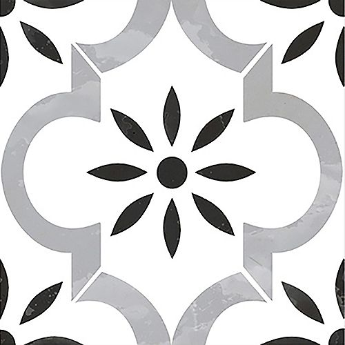 MSI Stone ULC Azila 8-inch x 8-inch Glazed Porcelain Floor and Wall Tile (5.16 sq. ft. / case)
