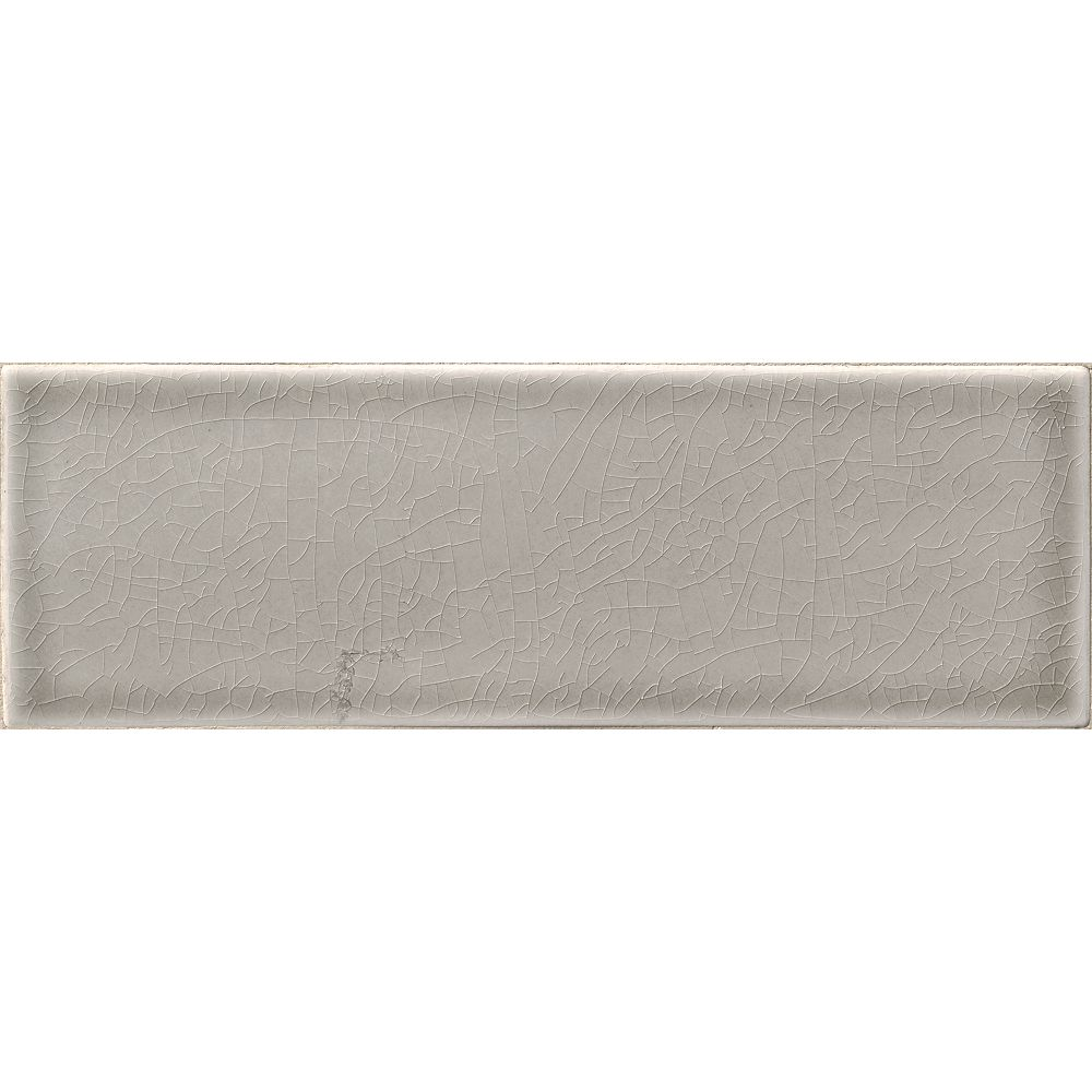 MSI Stone ULC Dove Gray 4-inch x 12-inch Handcrafted Glazed Ceramic Wall Tile (5 sq. ft. / case)