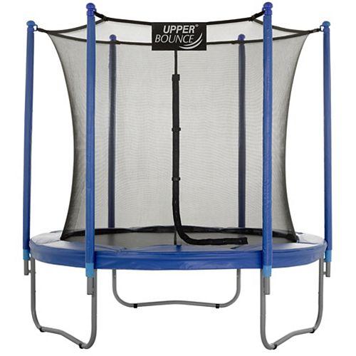 7,5 FT. trampoline et coffret équipé du nouveau po EASY assembler FEATUREpo