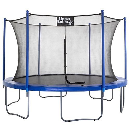Easy Assemble 12 ft. Trampoline & Enclosure Set