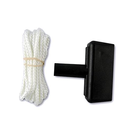 Universelle Poignée de démarreur avec corde de nylon de 224 cm