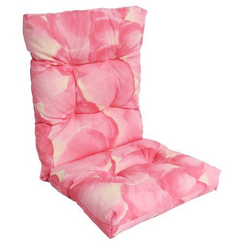 Highback Cushion Rose