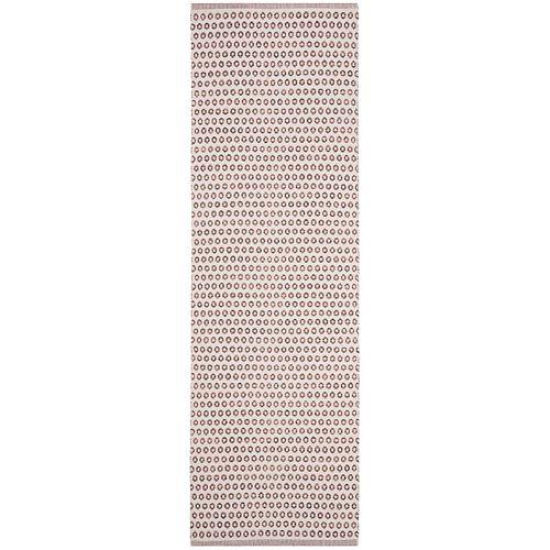 Safavieh Montauk Brianna Charcoal / Peach / Ivory 2 ft. 3-inch X 7 ft. Runner