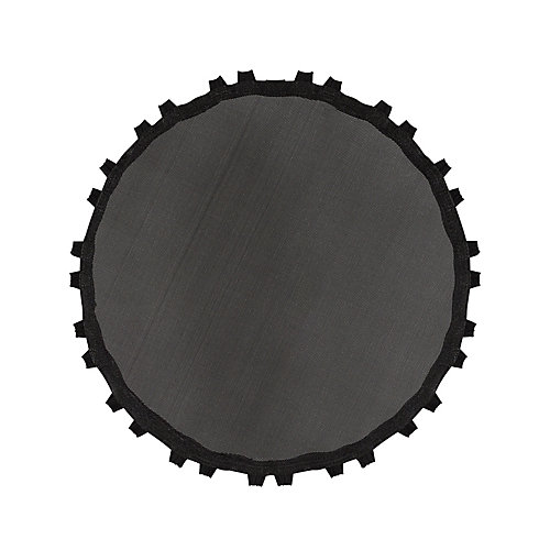 Mini Trampoline Replacement Mat, fits for 36 inch Round Frames, Using 30 3.5 inch springs -MAT ONLY