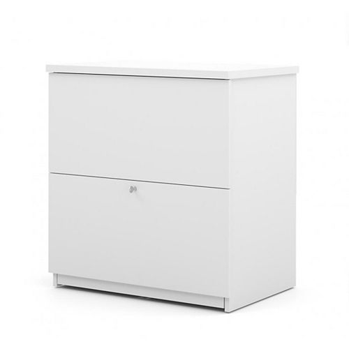 standard Lateral file in White