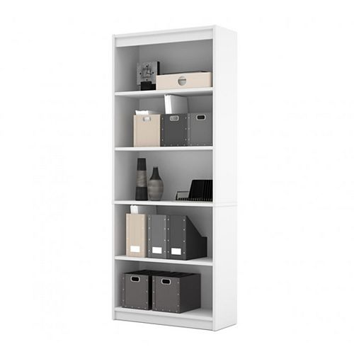 Bibliothèque - Blanc