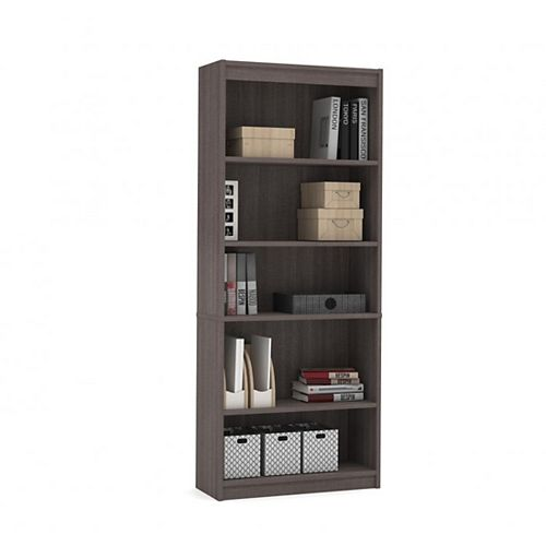 standard Bookcase in Bark Gray