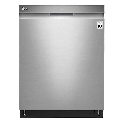 Top Control Dishwasher with 3rd Rack in Smudge Resistant Stainless Steel with Stainless Steel Tub, 44 dBA - ENERGY STAR®