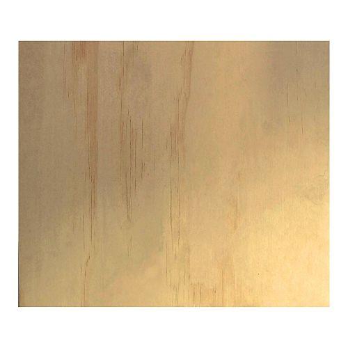 5.0mm 4x8 Underlayment Cedar/Poplar