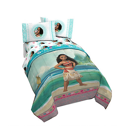 Moana Twin/Full Comforter