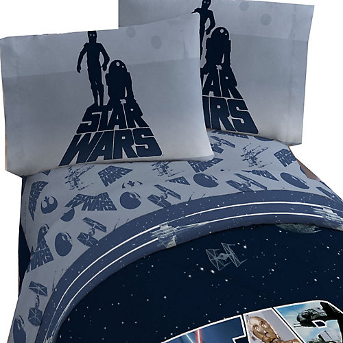 Star Wars Classic Full Sheet Set