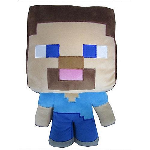 Steve Character Pillow