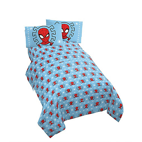 Spiderman Double Sheet Set