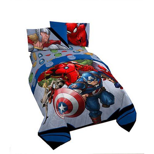 Avengers Assemble Douillette pour Lit 1 ou 2 Places