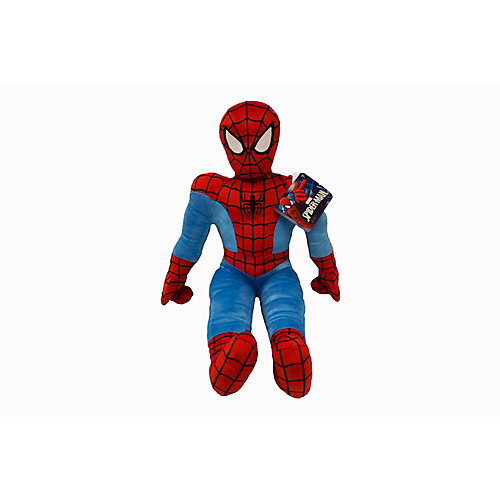 Spiderman Character Pillow