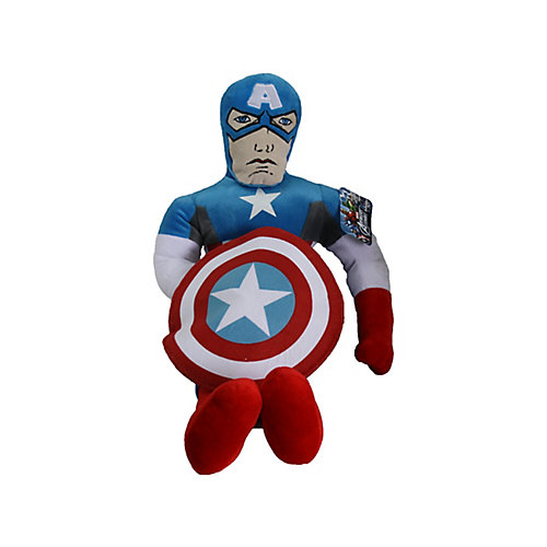 Captain America Character Pillow