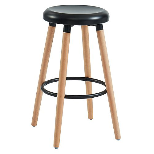 Viva 26 in Counter Stool-Natural- Set Of 2