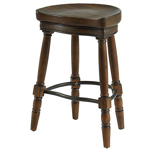 Montana-26 in Counter Stool-Rustic Oak