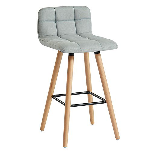 Rico-26 in Counter Stool-Grey
