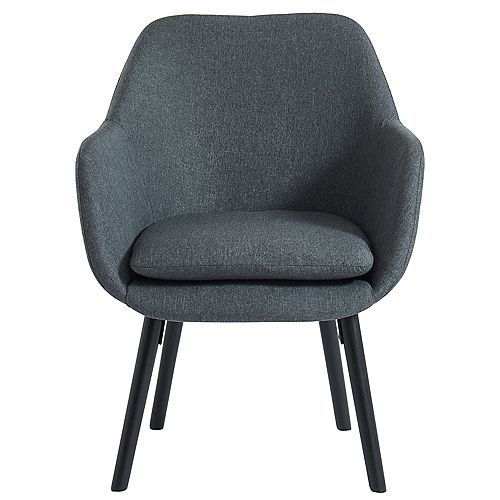 Otti-Accent Chair-Charcoal