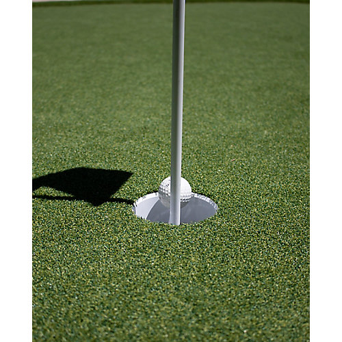 Putting Green 56, Pre-Cut 7.5 ft. x 10 ft. Artificial Lawn Turf Grass