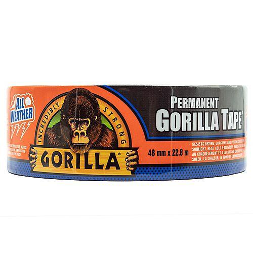 Gorilla All Weather Tape 25 yd