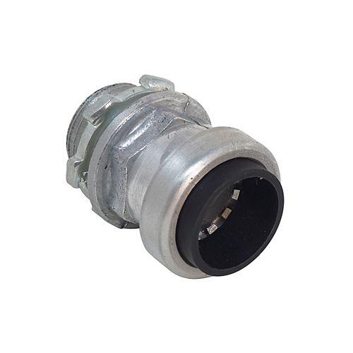 3/4 inch EMT SIMPush Box Connector 5-Pack
