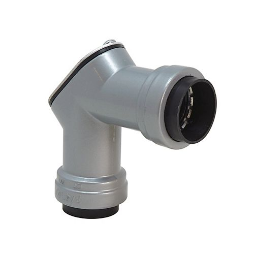 1/2 inch Rigid & IMC SIMPush Rigid to Rigid Pull Elbow