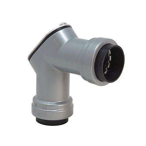 1 inch Rigid & IMC SIMPush Rigid to Rigid Pull Elbow