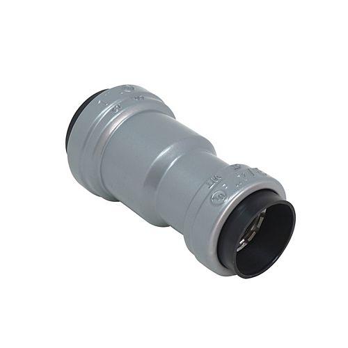 3/4 inch x 1/2 inch Rigid & IMC SIMPush Reducer Coupling