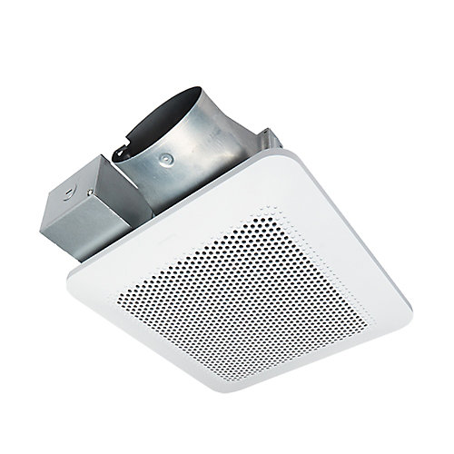 Whisper Thin Pick-A-Flow Bathroom Fan