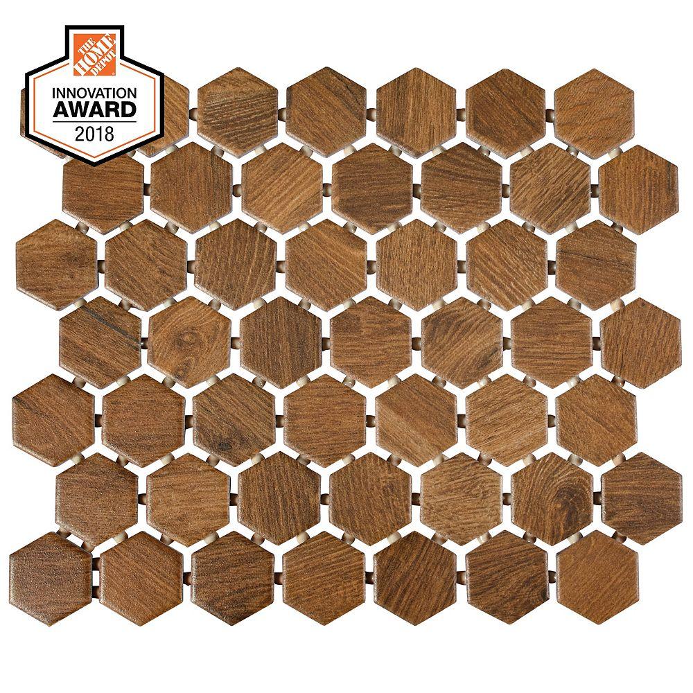 Lifeproof Revere Wood 10 Inch X 12