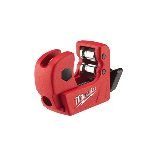 Milwaukee Tool 1/2 -inch Mini Copper Tubing Cutter